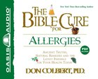 Bible Cure For Allergies (Bible Cure Series)