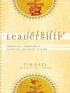 Intuitive Leadership (Emersion: Emergent Village Resources For Communities Of Faith Series)