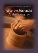 Absolute Surrender (Bethany Murray Classics Series)