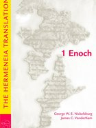 1 Enoch (Hermeneia Series)