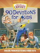 Aio 90-Day Devotional (Adventures In Odyssey Imagination Station Series)