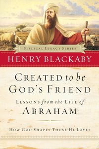 Created to Be Gods Friend (Study Guide) (Biblical Legacy Series)