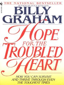 Hope For the Troubled Heart (Large Print)