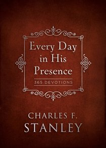 Every Day in His Presence:365 Devotions