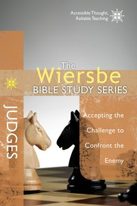 Judges (Wiersbe Bible Study Series)