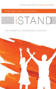 Istand One Minute Bible For Students