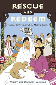 Rescue and Redeem (#5 in History Lives Series)