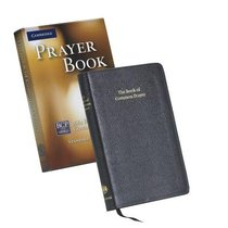 Book of Common Prayer 1662 Edition Black