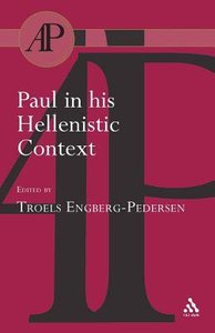 Paul in His Hellenistic Context
