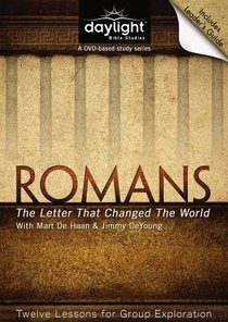 Romans (DVD With Leaders Guide) (Daylight Bible Study Series)