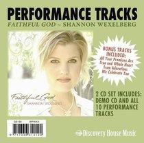 Faithful God (Accompaniment Tracks)
