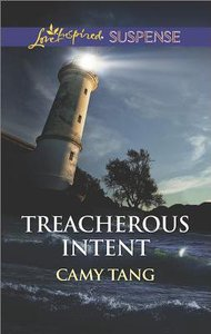 Treacherous Intent (Love Inspired Suspense Series)