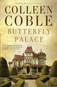 Butterfly Palace (Large Print)