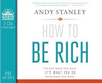 How to Be Rich (Unabridged, 3 Cds)