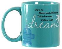 Mug: Dream Aqua (Dishwasher & Microwave Safe)