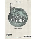 Gods Story (Personal Study) (Gospel Project For Adults Series)