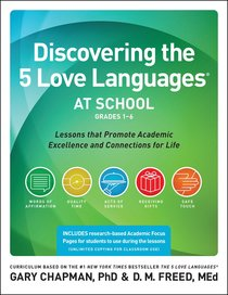 Discovering the Five Languages At School (Grades 1-6)