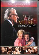A Billy Graham Music Homecoming (Volume 2) (Gaither Gospel Series)