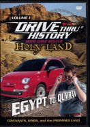 Holy Land - From Egypt to Qumran (Drive Thru History Visual Series)