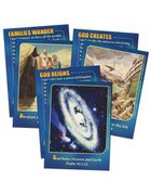 Dlc A5: Old Testament Champions Bible Cards Ages 9-11 (Discipleland Level 5, Ages 10-12, Qtrs Abcd Series)