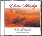 Great is the Lord - Songs of Exaltation (Classic Worship Series)