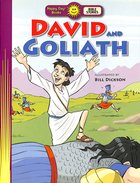 David and Goliath (Happy Day Level 3 Independent Readers Series)