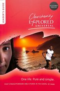 Universal Leaders Guide (Christianity Explored Series)