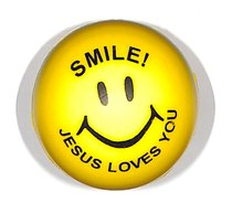 Squeeze Ball: Jesus Love You (Assorted Colours)