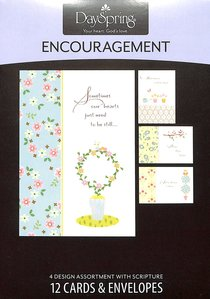 Boxed Cards Encouragement: Simple Inspiration