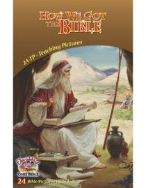 Dlc A2: How We Got the Bible Teaching Pictures Ages 7-9 (Discipleland Level 2, Ages 7-9, Qtrs Abcd Series)