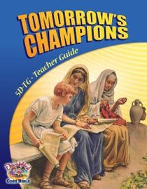 Dlc D5: Following the Faithful Teachers Guide Ages 10-12 (Tomorrows Champions) (Discipleland Level 5, Ages 10-12, Qtrs Abcd Series)