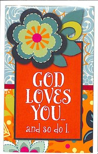 Simply Magnets: God Loves You and So Do I