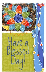 Simply Magnets: Have a Blessed Day!