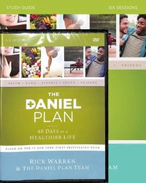 The Daniel Plan (Study Guide With Dvd)