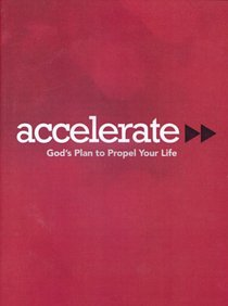 Accelerate - Gods Plan to Propel Your Life (Dvd + Cd)