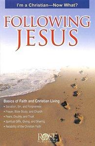 Following Jesus (Rose Guide Series)