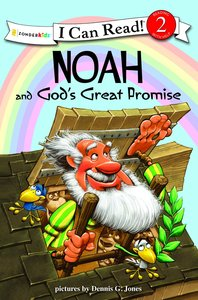 Noah - Gods Great Promises (I Can Read!2/biblical Values Series)