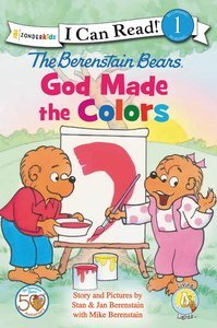God Made the Colors (I Can Read!1/berenstain Bears Series)