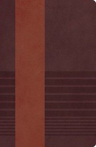 NKJV Study Bible Rustic Brown/Dark Mahogany (Second Edition)