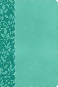 NKJV Gift Bible Turquoise (Red Letter Edition)