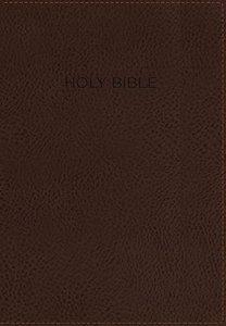 KJV Foundation Study Bible (Red Letter Edition)