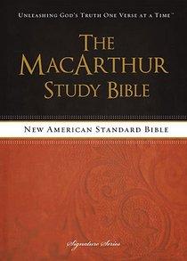 NASB Macarthur Study Bible Signature Series