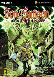 The Witch of Endor (Z Graphic Novel) (#05 in Son Of Samson Series)