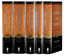 Expositors Bible Commentary New Testament Revised (5 Vols) (Expositors Bible Commentary New Testament Series)