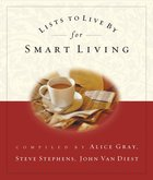 For Smart Living (Lists To Live By Series)