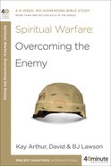 40 Mbs: Spiritual Warfare: Overcoming the Enemy (40 Minute Bible Study Series)