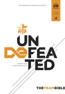 Fca Team Bible: Undefeated