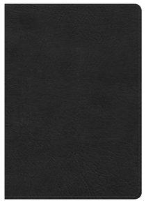 NKJV Large Print Compact Reference Bible Black