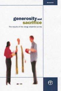 Generosity and Sacrifice