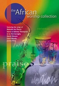 The African Worship Collection (Music Book)